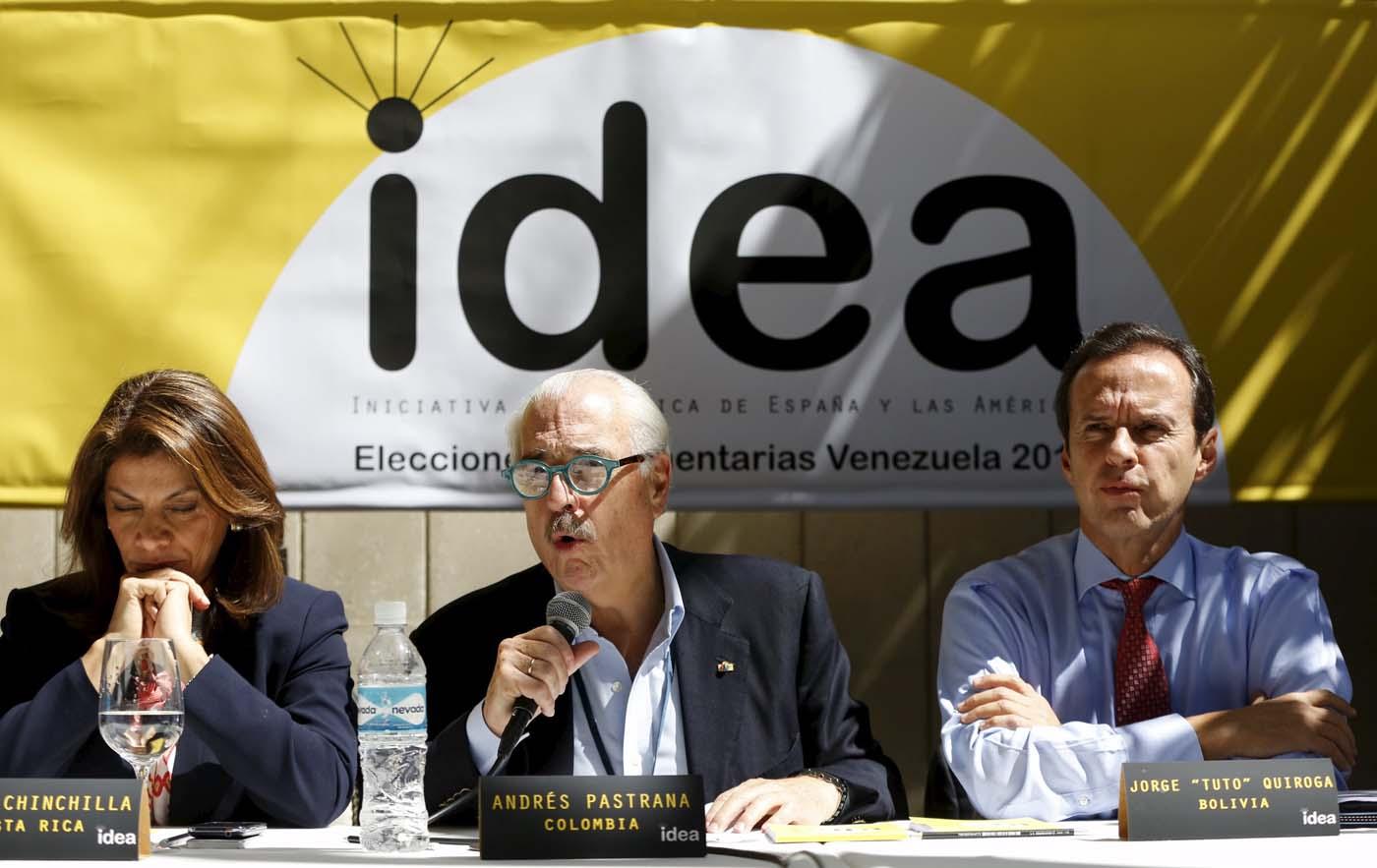 Declaración de la Iniciativa Democrática de España y las Américas (IDEA- Democrática) - Orbi News